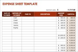 Expense Report Templates Fyle